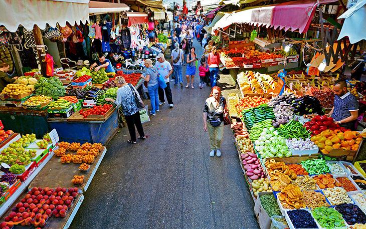 بازار را جایگزین رفتن به سوپرمارکت کنید
