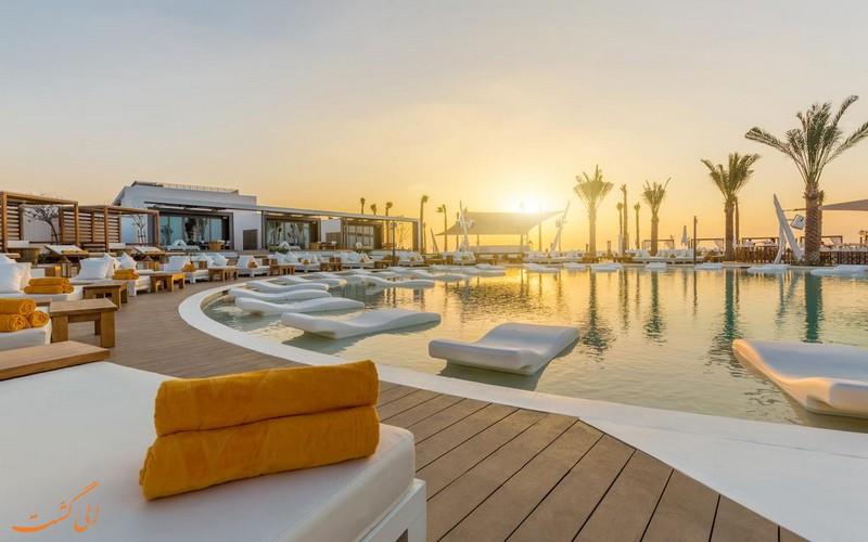 هتل 5 ستاره نیکی بیچ ریزورت در دبی