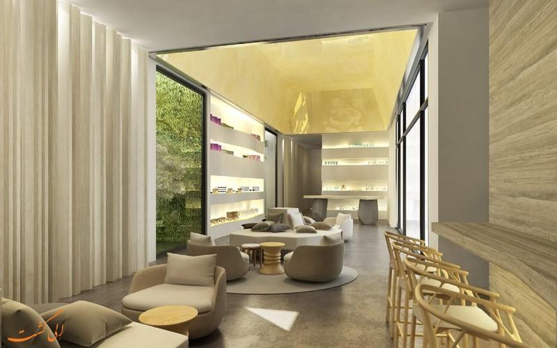 هتل نیکی بیچ ریزورت در دبی