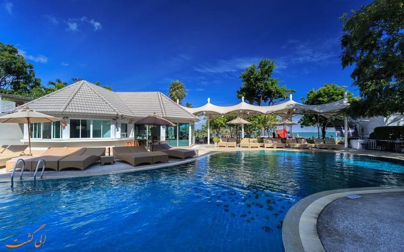 هتل 4 ستاره دیسکاوری بیچ در پاتایا