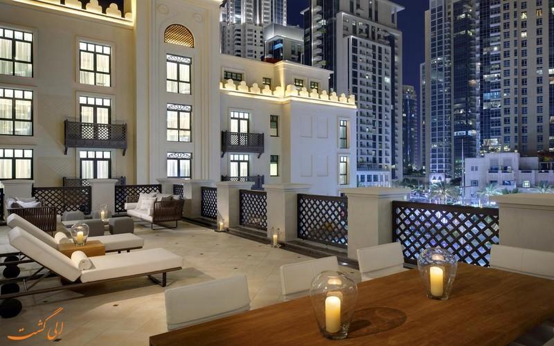 هتل 4 ستاره ویدا دوونتون دبی