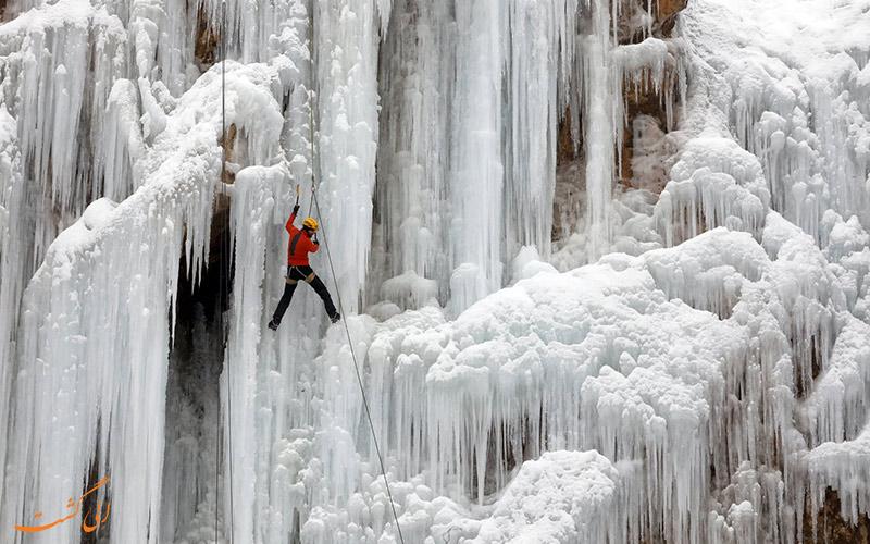 در فصل زمستان