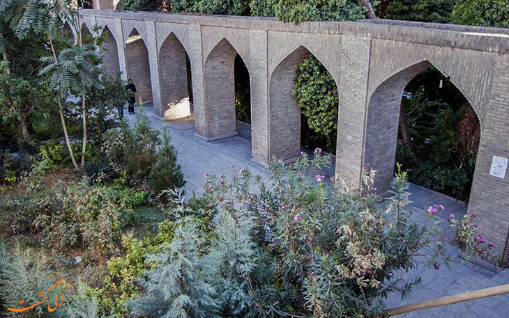 آرامگاه مشتاق علی شاه در کرمان