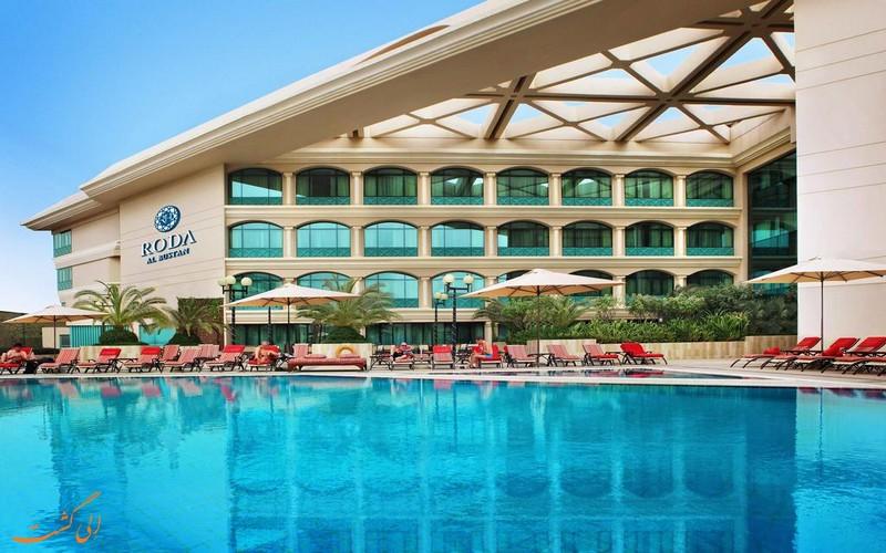هتل 5 ستاره ردا البوستان در دبی