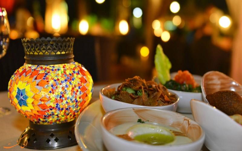 رستوران الخیمه جمیرا