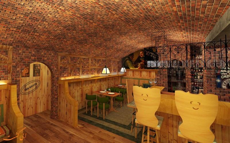 رستوران در کلر دبی