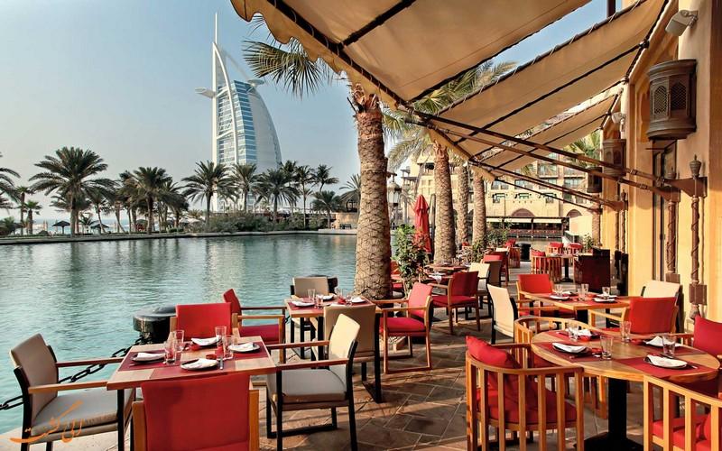 رستوران لاتیتود دبی