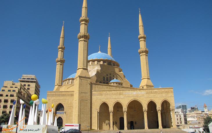 مسجد محمد امین