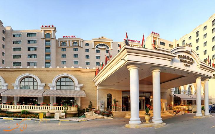 هتل فنیسیا