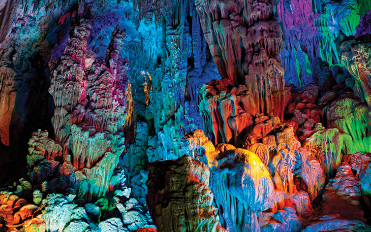 غار رید فلوت