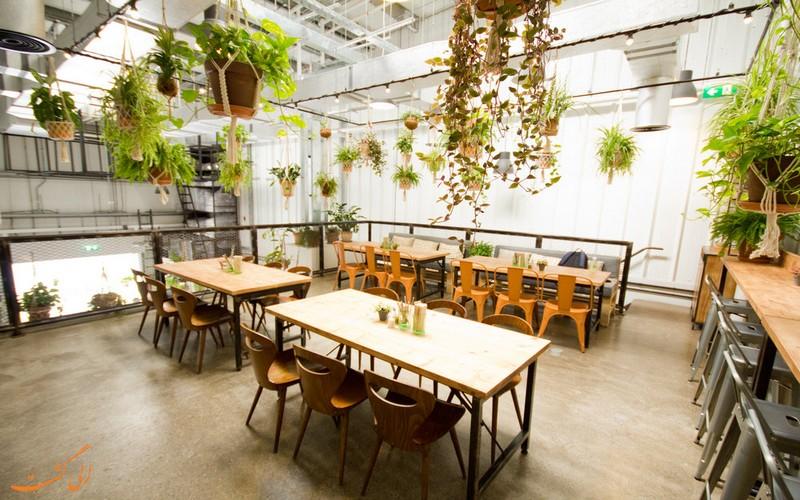 رستوران وایلد اند دمون دبی