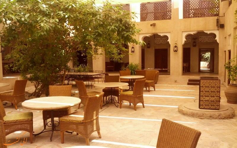 رستوران سنتی دبی