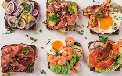 غذاهای دانمارکی