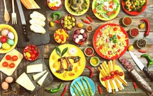 غذای ملی کشورهای مختلف دنیا