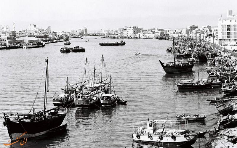 تاریخچه خور دبی