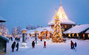 سفر به لاپلند فنلاند