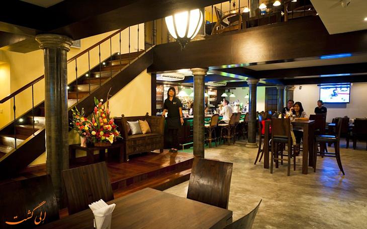 رستوران نو آیدیا بانکوک