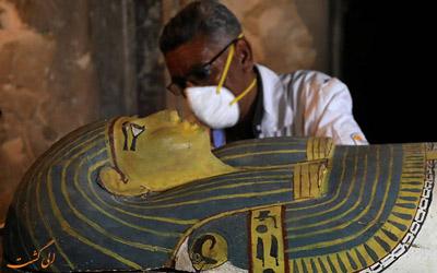 کشف مومیایی 3000 ساله