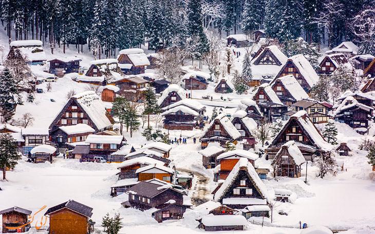 مقاصد برفی و زمستانی