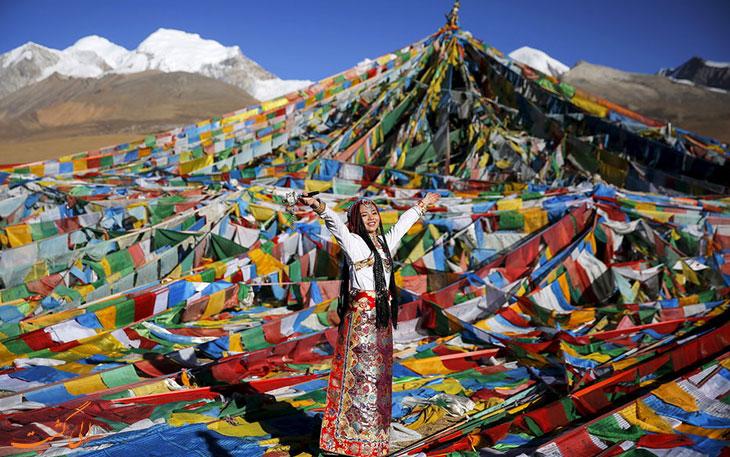 لباس عروس تبت
