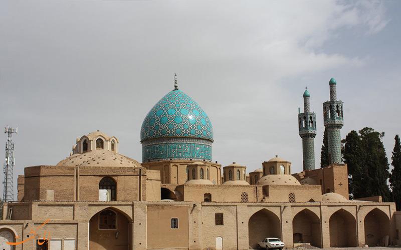 آرامگاه شاه نعمت الله ولی در ماهان کرمان