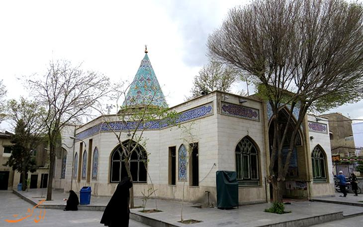امامزاده یحیی (ع) در تهران