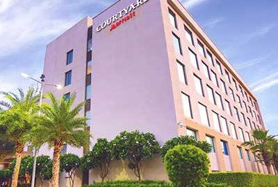 بهترین هتل های 5 ستاره آگرا-الی گشت