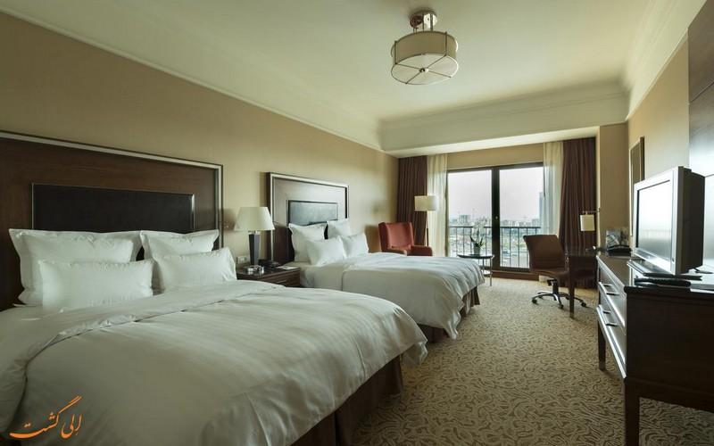 هتل 5 ستاره مریوت در استانبول