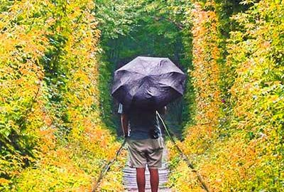 تونل عشق اوکراین-الی گشت