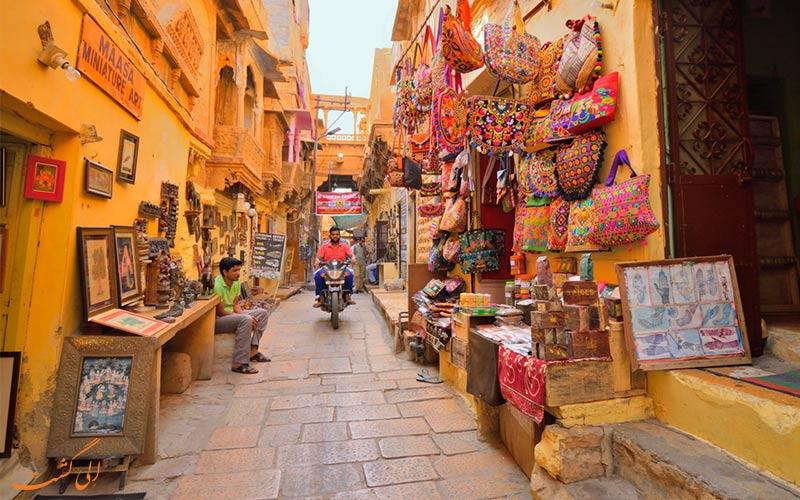 شهر جیسالمر هند