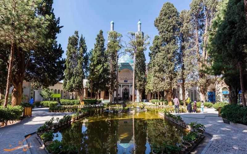 صحن حسینیه
