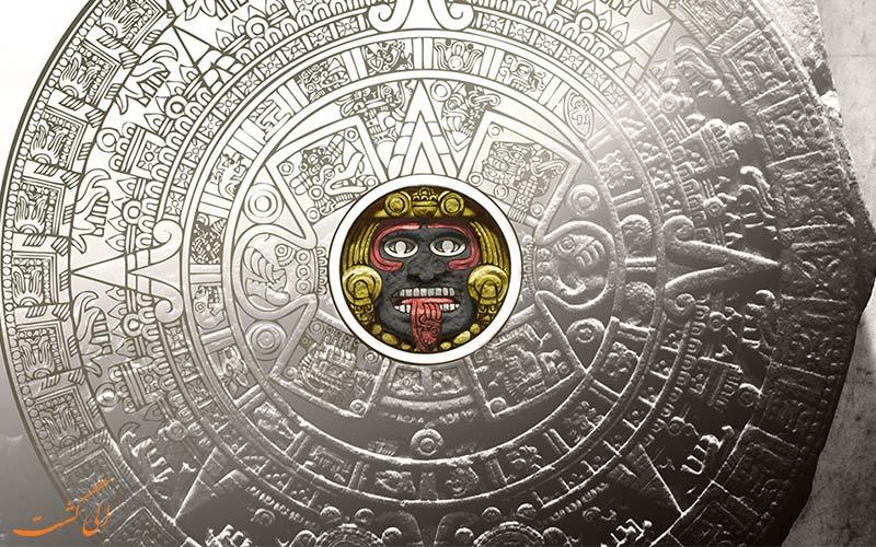 صورتک زبان دراز در اینکاها-عجایب دنیای باستان