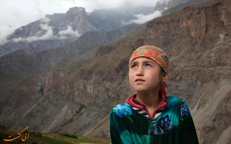 مردم یاقنوبی تاجیکستان-سغدی