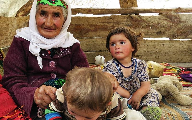 نژاد مردم یاقنوبی تاجیکستان