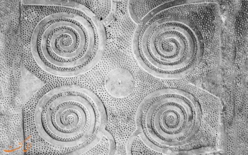 موتیف و علامت اسپیرال مرموز