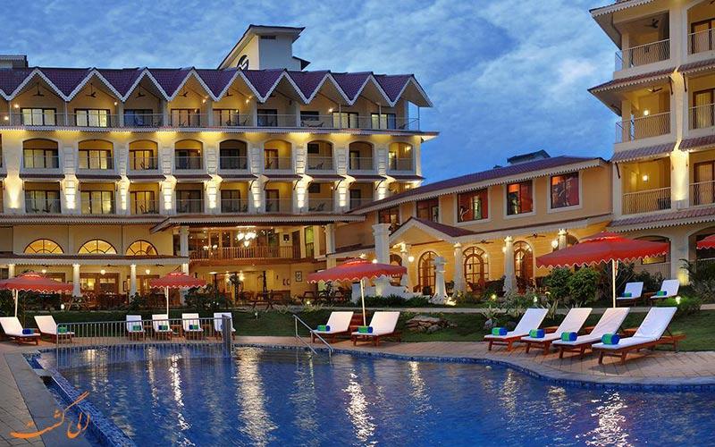 هتل آی تی سی فورچون رجینا