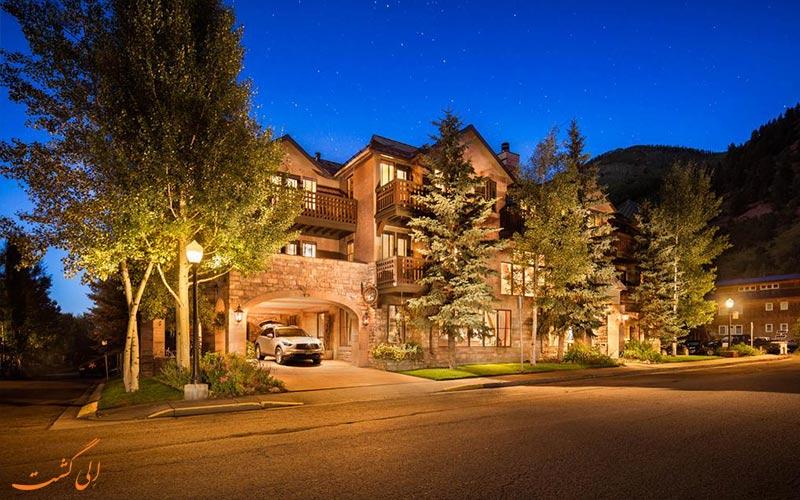 هتل-تلورید-در-کلرادو-بهترین هتل های کوهستانی دنیا