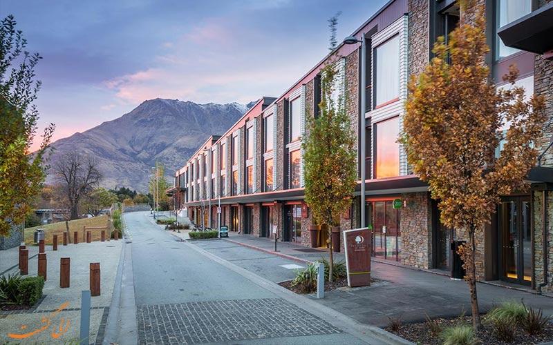 دابل تری بای هیلتون از بهترین هتل های کوهستانی دنیا