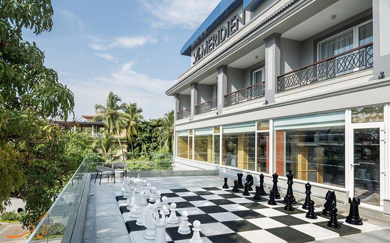 هتل ل مردین گوا-بهترین هتل های 5 ستاره گوا