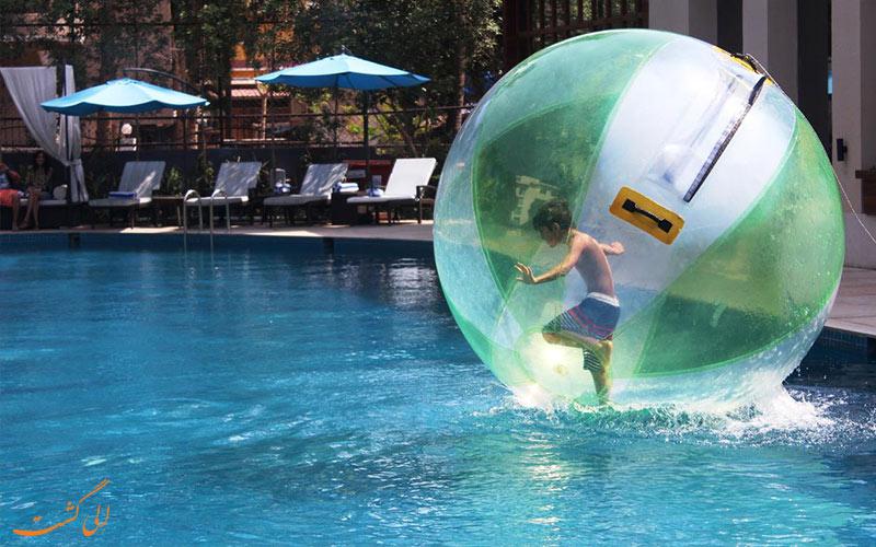 هتل نووتل شرم گوا از بهترین هتل های 5 ستاره گوا