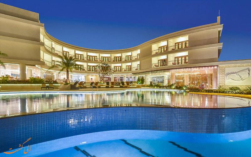 هتل پارک رجیس گوا از بهترین هتل های 5 ستاره گوا