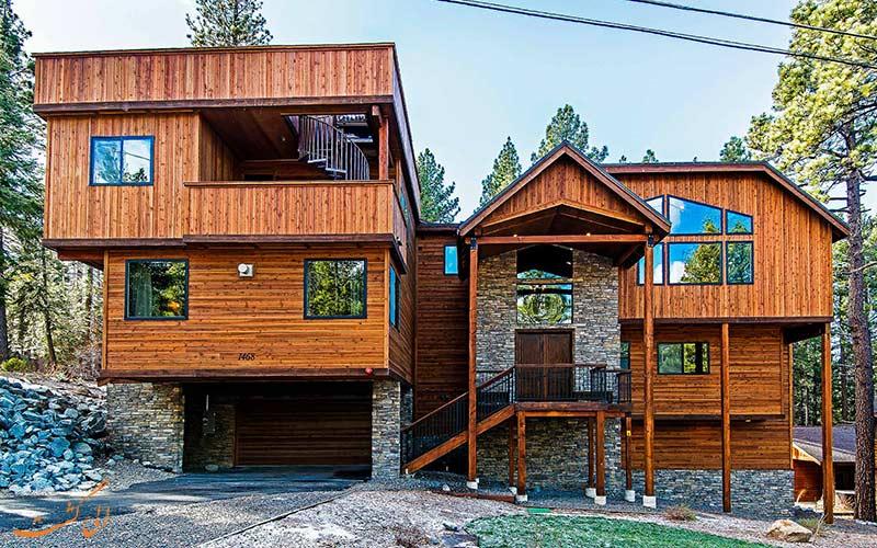 هونلی-لیک-تاهو-بهترین هتل های کوهستانی دنیا
