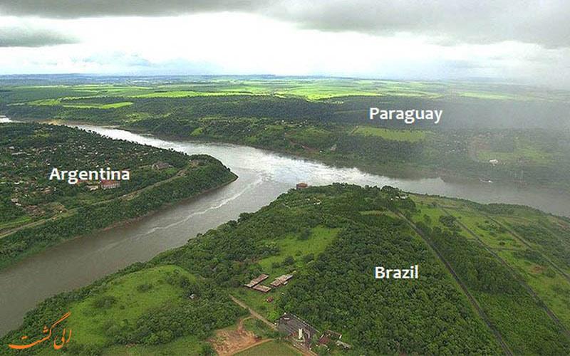پیدایش مرز بین کشورها-انواع مرزها