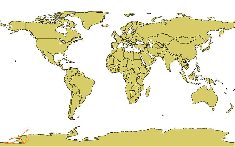 پیدایش مرز بین کشورها