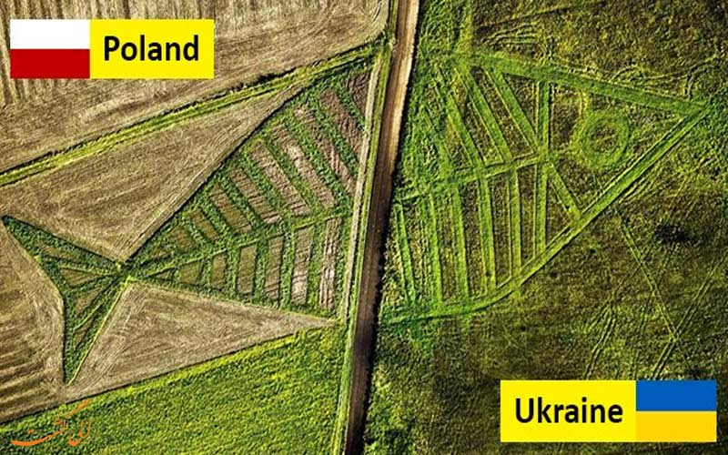 پیدایش مرز بین کشورها-مرز لهستان و اوکراین