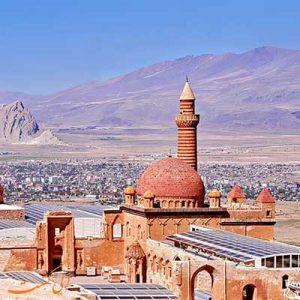 کاخ اسحاق پاشا ترکیه-الی گشت