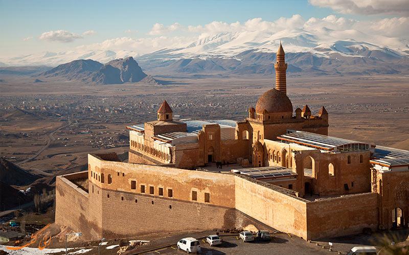 کاخ اسحاق پاشا در ترکیه