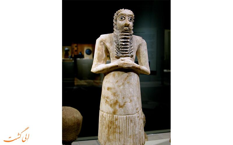 کاهنان از عجایب دنیای باستان