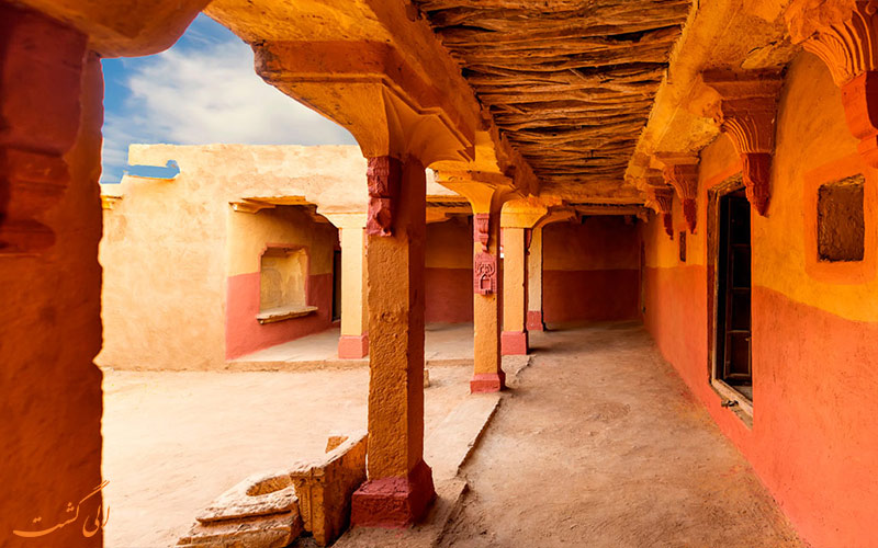 کولدهارا، روستای متروکه در شهر جیسالمر هند
