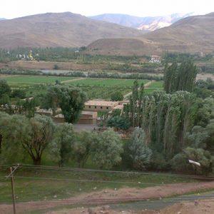 روستای ایستا در طالقان